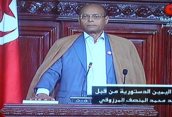 La photo du jour Tunisie-sermon-marzouki