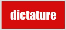 """Résultat de recherche d'images pour """"DICTATURE"""""""