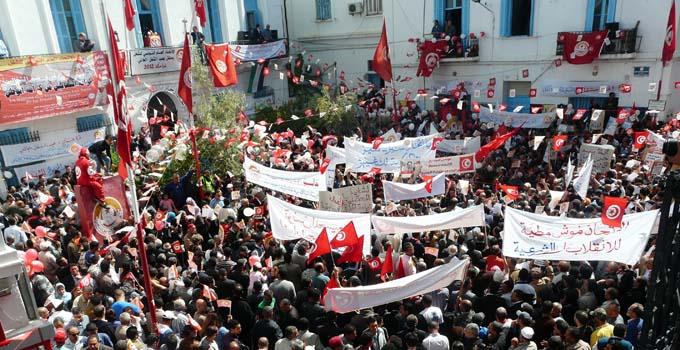 le mouvement syndical tunisien creuset de la conscience politique directinfo. Black Bedroom Furniture Sets. Home Design Ideas
