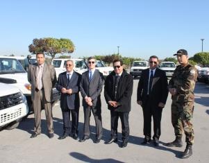 tunisie les usa offrent 44 voitures au minist 232 re de l int 233 rieur directinfo