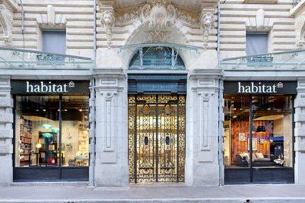 Qatar la filiale habitat signe un contrat de franchise direct - Magasin habitat paris ...