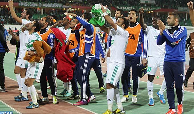 Coupe du monde des clubs maroc 2013 finale vers un exploit du maroc directinfo - Coupe du monde des clubs 2009 ...