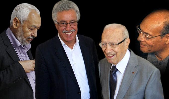tunisie-directinfo-moncef-marzouki-rached-ghannouchi-BCE-beji-caid-essibsi-hamma-hammami