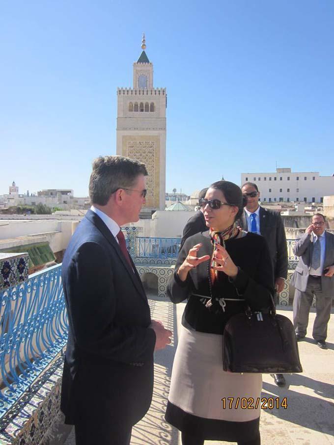 Tunisie tourisme amel karboul guide touristique directinfo - Office de tourisme tunisie ...