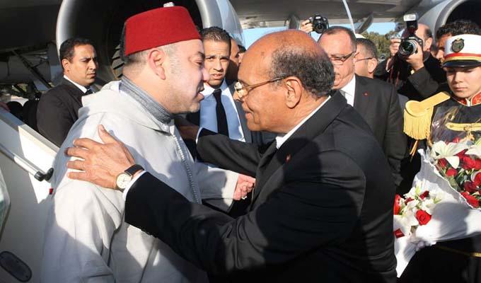 maroc-tunisie-mohamed vi-marzouki