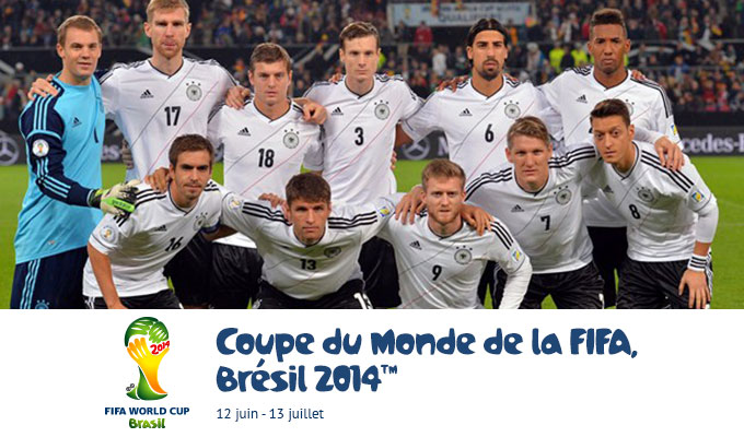 Mondial 2014 allemagne portugal les cha nes qui - Qualification portugal coupe du monde ...