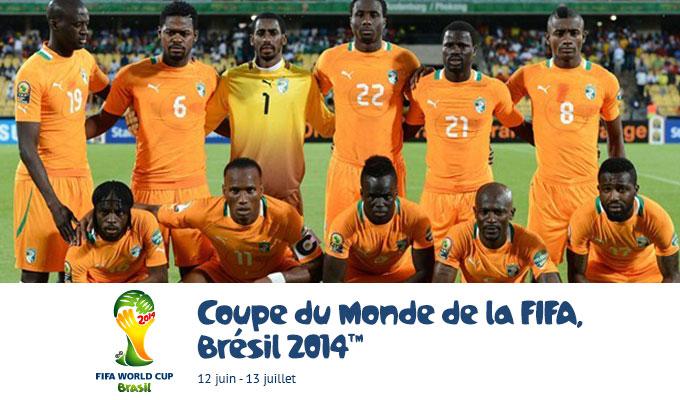 Mondial 2014 la c te d 39 ivoire bat le japon 2 1 directinfo - Coupe du monde de la fifa bresil ps ...
