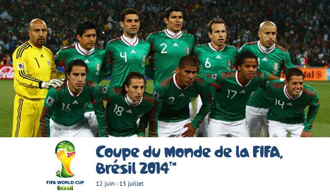 Mondial 2014 mexique cameroun compositions directinfo - Coupe du monde de la fifa bresil 2014 ...