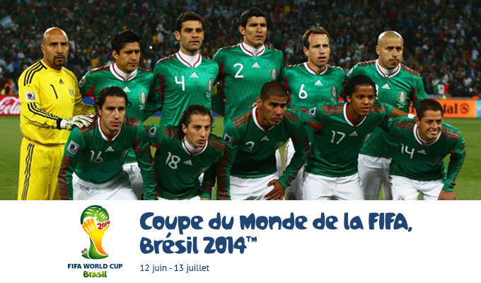 Mondial 2014 mexique cameroun compositions directinfo - Foot coupe du monde 2014 ...