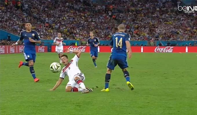 Coupe du monde br sil 2014 la finale en images 1 directinfo - Finale de la coupe du monde 2014 ...