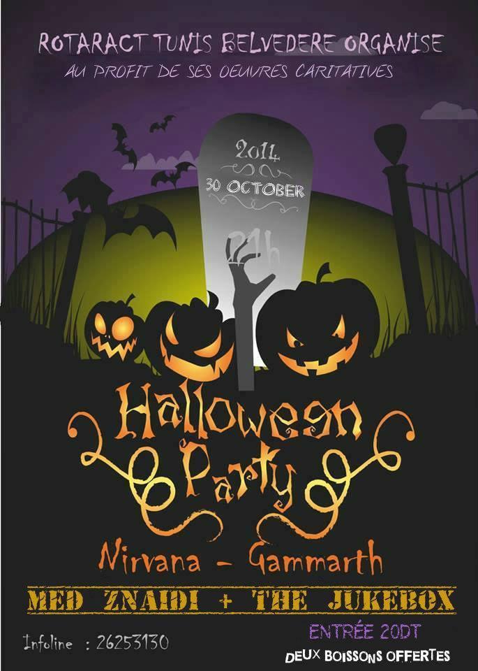 affiche-evenement-rotaract-halloween-party