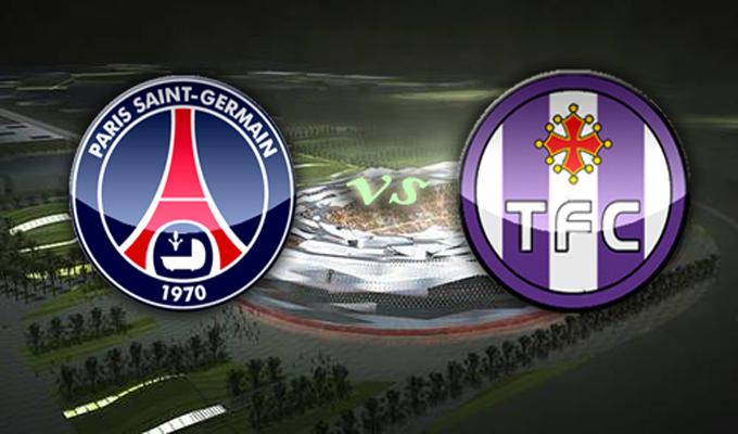 PSG – TFC : le groupe parisien