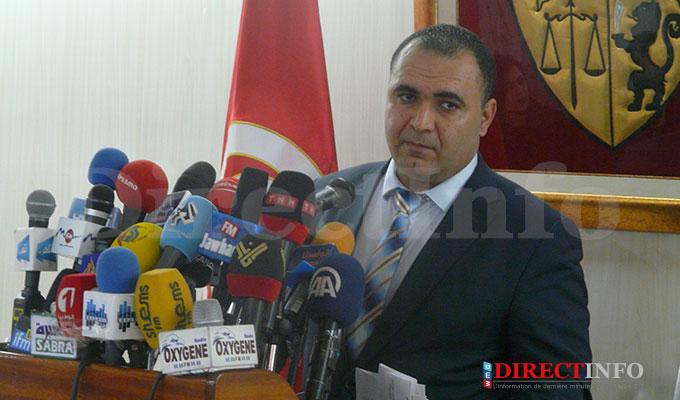Tunisie directinfo mohamed ali aroui le porte parole du for Ministere exterieur tunisie