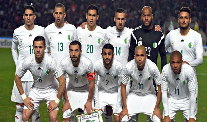 Match amical qatar alg rie o regarder le match directinfo - Algerie disqualifie coupe du monde ...