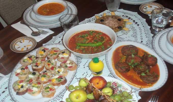 Tunisie la ftrt organisera l 39 iftar ramadanesque - Cuisine tunisienne ramadan ...