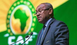 CAF: Ahmad Ahmad annonce sa candidature pour un nouveau mandat