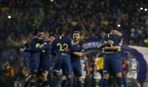 Les joueurs de Boca libérés sous caution après des incidents au Brésil