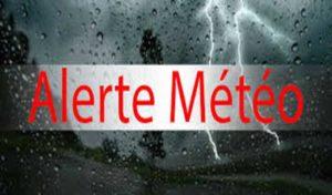 Tunisie – Alerte météo : Pluies orageuses attendues, lundi et durant la nuit dans ces régions