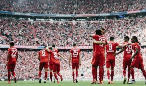 Coupe d'Allemagne: le Bayern éliminé en 16ème de finale par Kiel (D2)