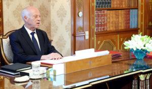 Tunisie: Le président de la République reçoit le Secrétaire général du Mouvement Echaâb