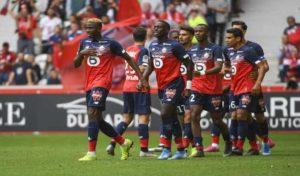 Championnat de France (32e journée): Lille veut garder sa tête de vainqueur, malgré la menace