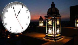 Ramadan 2021 : Horaires de la rupture du jeûne (al Imsak, al Iftar) en Tunisie …