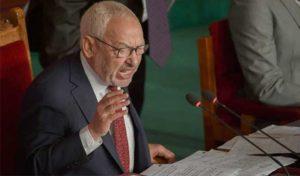 Rached Ghannouchi: La correspondance adressée à Kais Saied a pour objet de trouver une sortie de crise entre les trois présidences