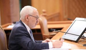 Chhoudi met en garde contre tout amendement du règlement intérieur d'Ennahdha en faveur d'un mandat supplémentaire pour Ghannouchi